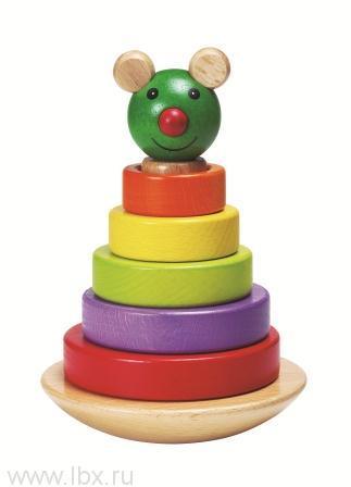 Пирамидка, GoGo Toys (ГоГо Тойз)