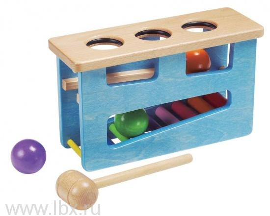 Игра `Шарики с молоточком`, GoGo Toys (ГоГо Тойз)