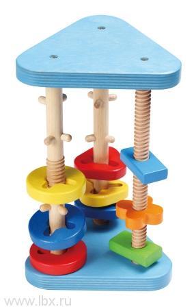 Игра головоломка `Крути-вращай`, GoGo Toys (ГоГо Тойз)
