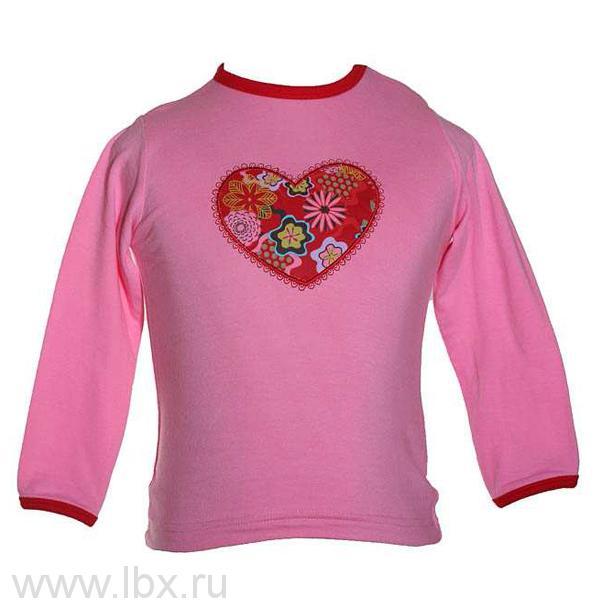 Джемпер для девочки Jasmina Me Too (Ми Ту) розовый- увеличить фото