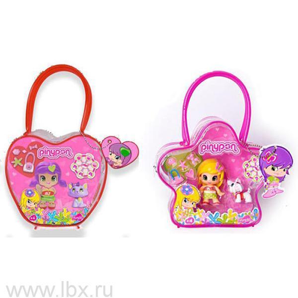 Набор Кукла Пинипон в пластиковой сумочке, Famosa (Фамоса)