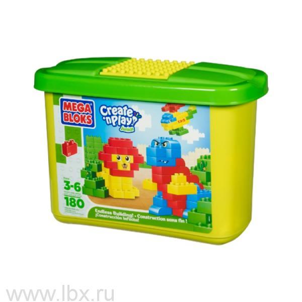 Ведерко Мини, Mega Bloks (Мега Блокс)