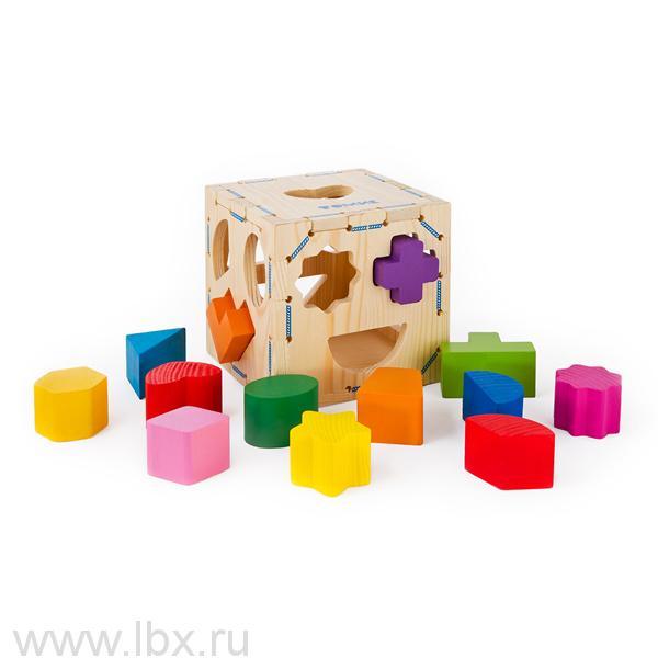 Сортер 967 `Геометрические фигуры`, Томик