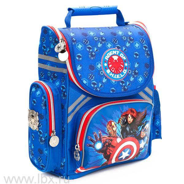Рюкзак-ранец `Мстители`, Играем вместе