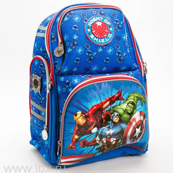 Рюкзак `Мстители`, Играем вместе