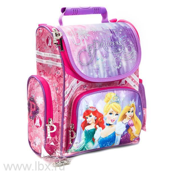 Рюкзак Disney `Принцессы`, Играем вместе