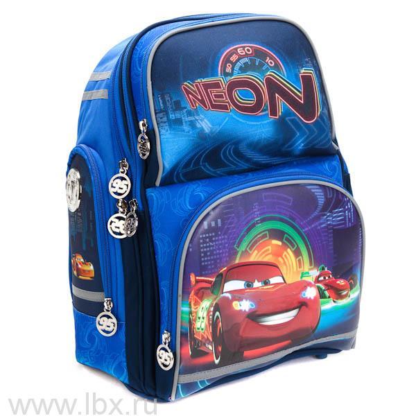 Рюкзак Disney `Тачки`, Играем вместе