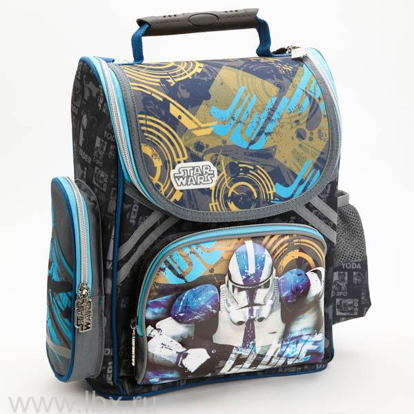 Рюкзак-ранец `Играем вместе` `Звездные войны`