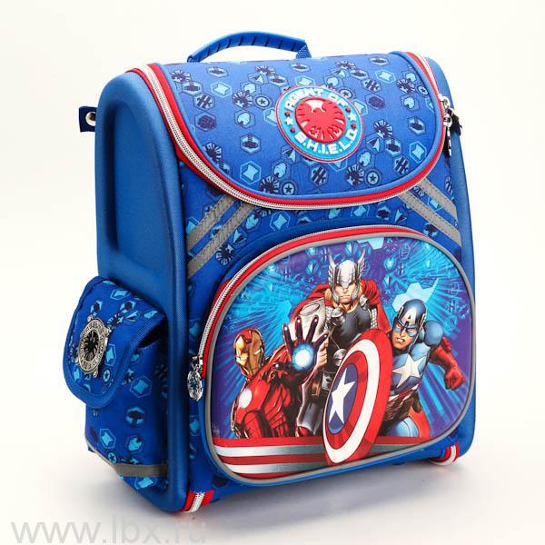 Рюкзак-трансформер `Играем вместе` `Мстители` для детей 128см
