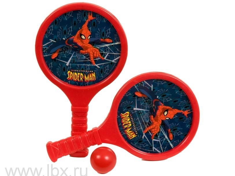 Мини-ракетки Spiderman HTI(ЭйчТиАй)