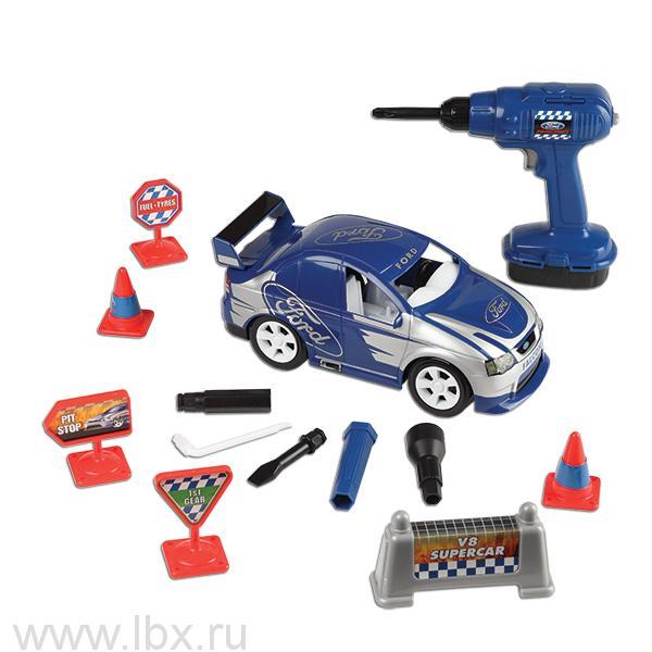 Игровой набор спортивный Ford, Winner Toys (Виннер тойз)