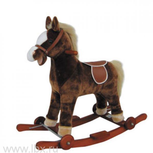 Конь-качалка Shantou
