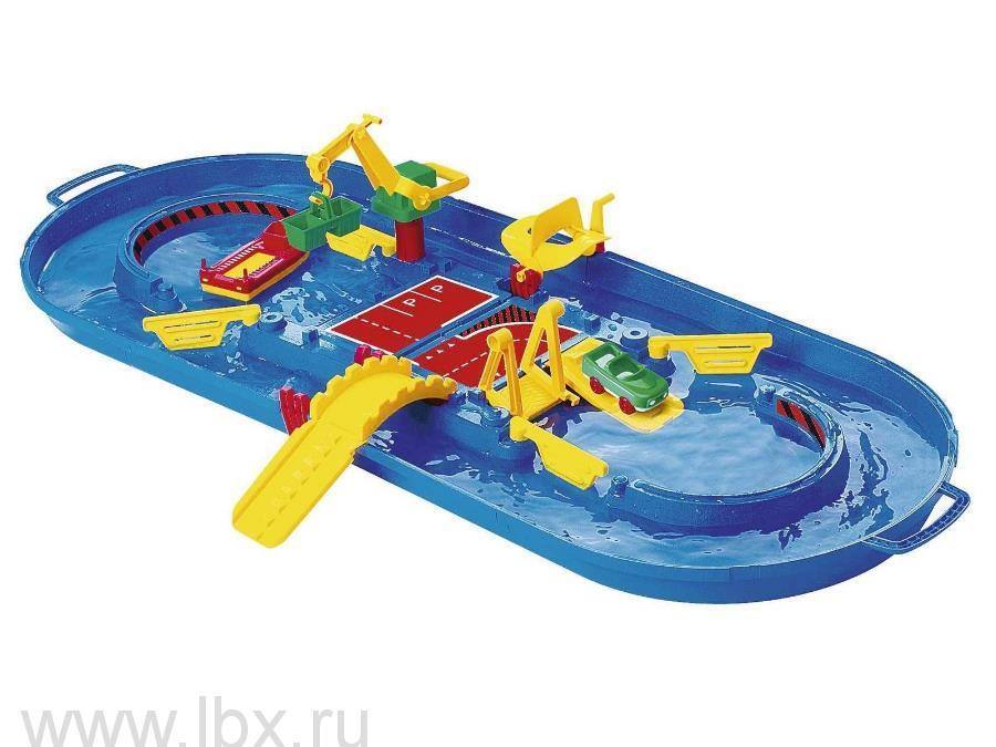 Игровой комплекс для игры с водой AquaBox Big, AquaPlay (АкваПлей)