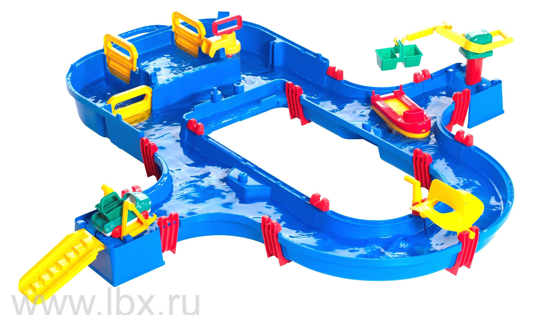 Игровой комплекс для игры с водой Superset, AquaPlay (АкваПлей)