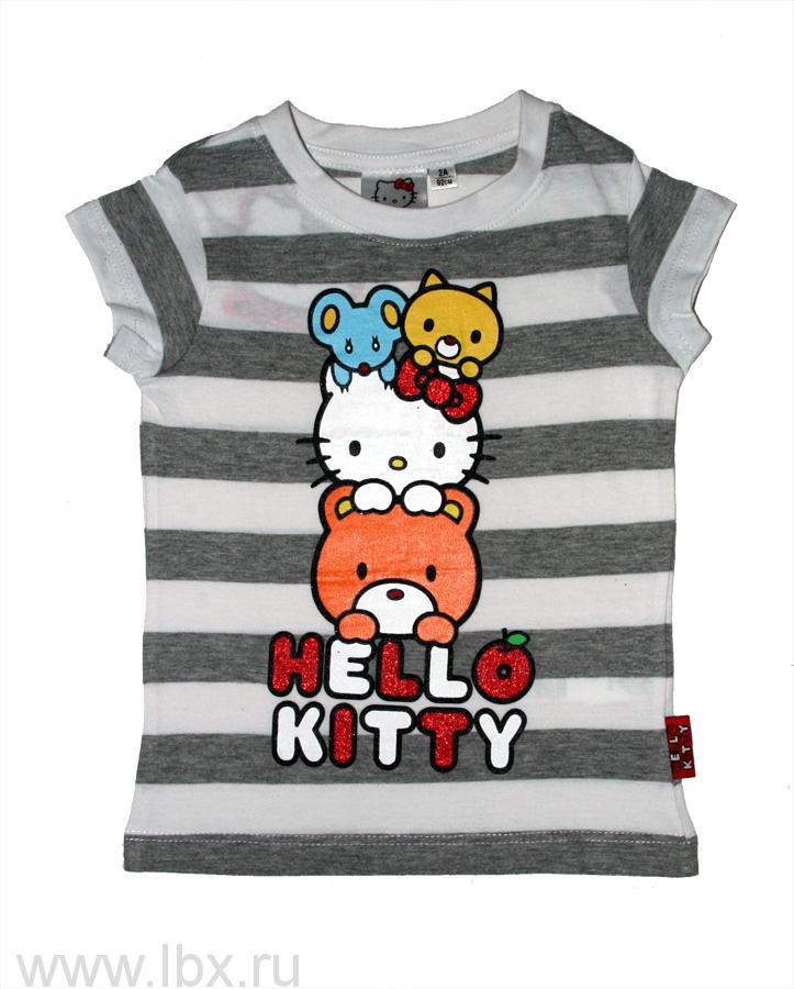 Футболка для девочек Hello Kitty TVMania (ТВМания)