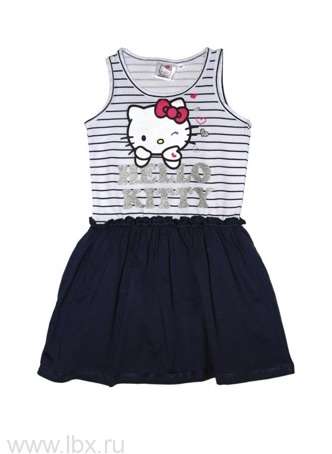 Платье Hello Kitty TVMania (ТВМания)