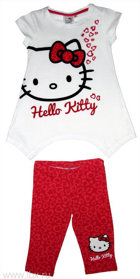 Комплект для девочки Hello Kitty TVMania (ТВМания)- увеличить фото