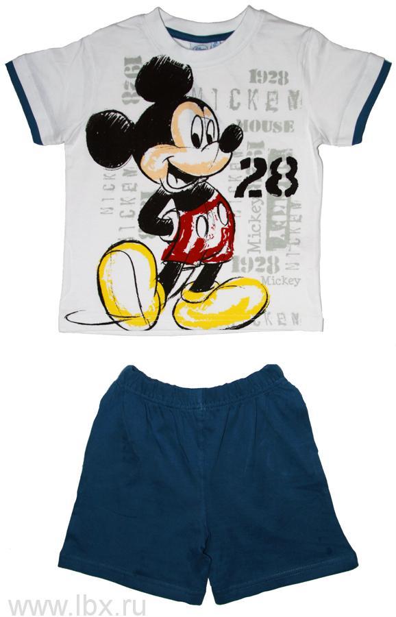 Комплект для мальчика Disney TVMania (ТВМания)- увеличить фото