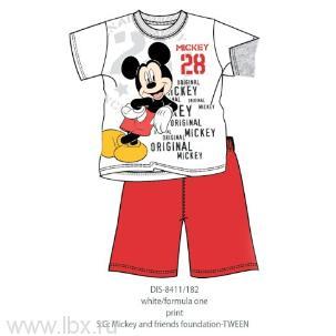 Пижама для мальчика Disney TVMania (ТВМания)- увеличить фото