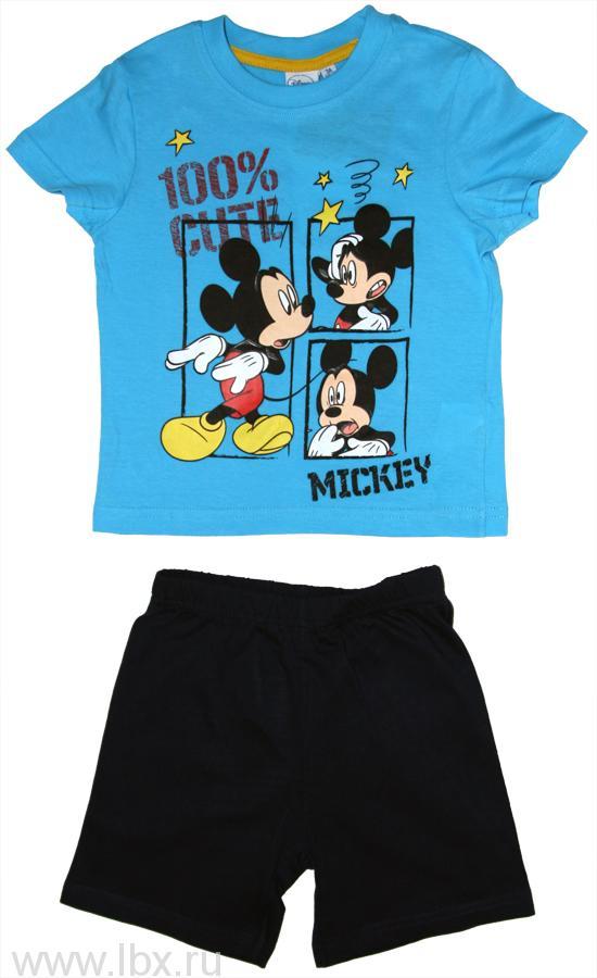 Пижама для мальчика Disney TVMania (ТВМания)