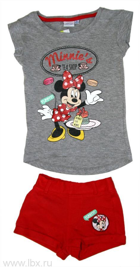Комплект для девочки `Disney` TVMania (ТВМания)