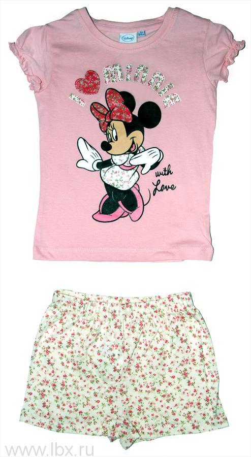 Пижама для девочки `Disney` TVMania (ТВМания)