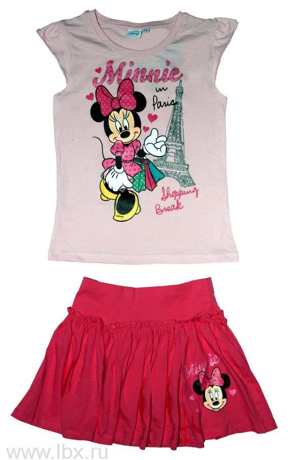 Комплект для девочки `Disney`TVMania (ТВМания)