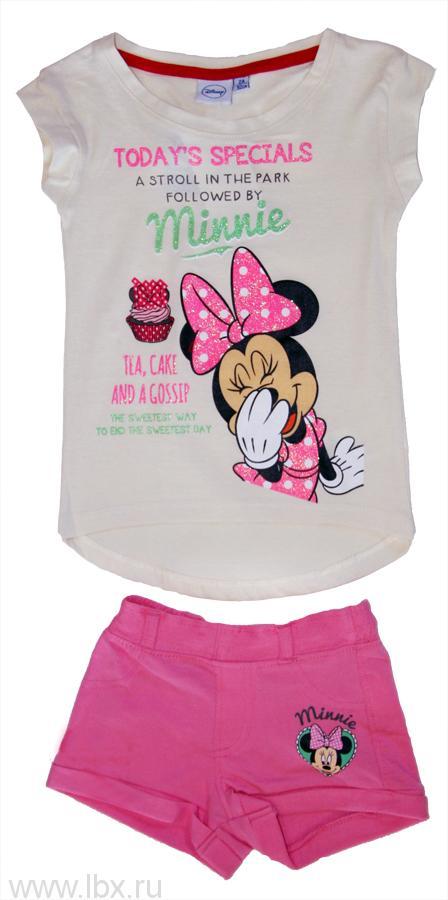 Комплект для девочки `Disney`TVMania (ТВМания)- увеличить фото