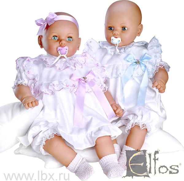 Кукла Bobo мальчик Elfos (Эльфос)
