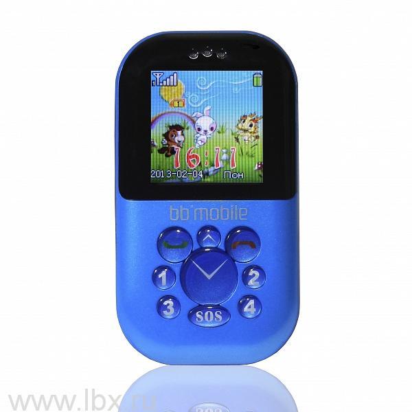 Детский мобильный телефон Жучок BB-mobile (ББ-мобайл)