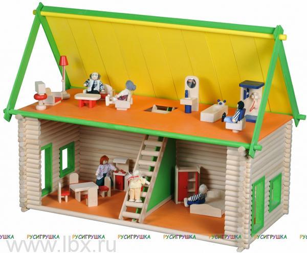 Кукольный дом, Русигрушка