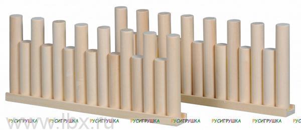 Забор деревянный Русигрушка