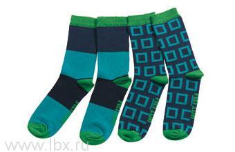 Носки Melton (Мэлтон) 2в1 ярко-зеленые
