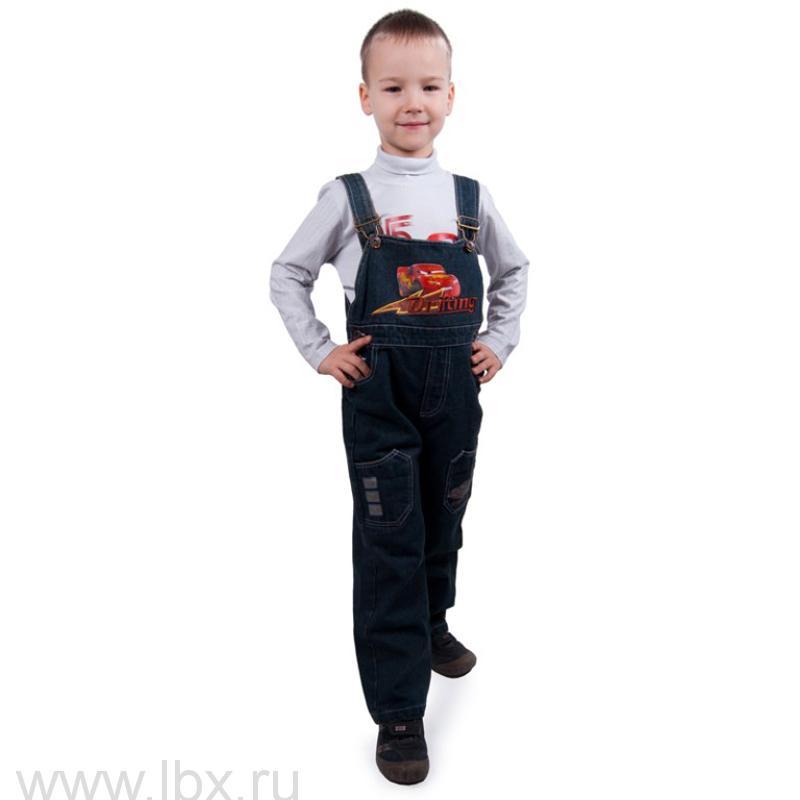 Полукомбинезон для мальчика, `Тачки` от ТД Эльдорадо