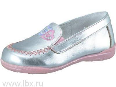 Туфли для девочки, малодетские, Котофей- увеличить фото