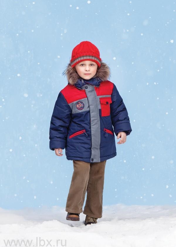 Куртка для мальчика `Лапландия`, Олдос