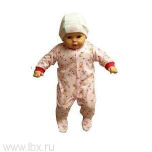 Комбинезон для девочки, ясельный, Cherubino (Черубино)- увеличить фото