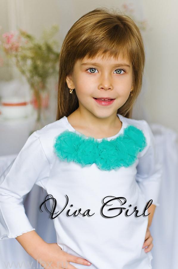 Нарядный топ , Viva Girl