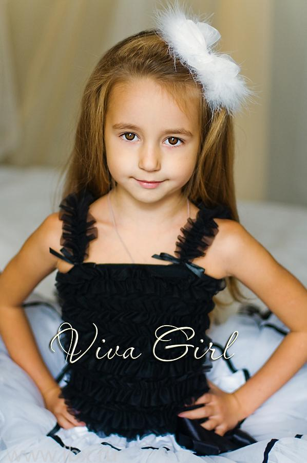 Нарядный топ , Viva Girl- увеличить фото