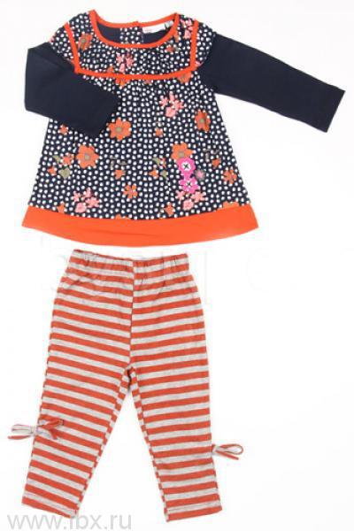 Комплект `Блузка-туника и юбка` Teeny Tiny (Тини Тайни)- увеличить фото