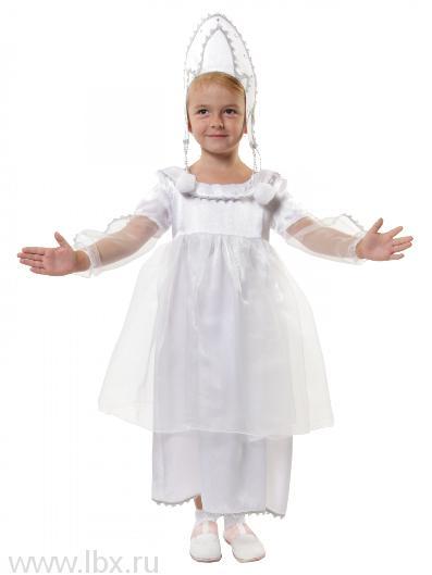 Карнавальный костюм `Снежинка сверкающая` Вестифика