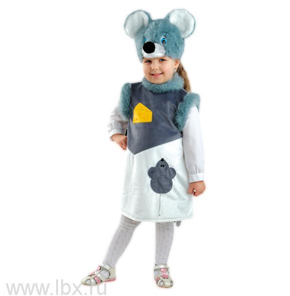 Карнавальный костюм `Мышка Мауси`, ТД Батик- увеличить фото