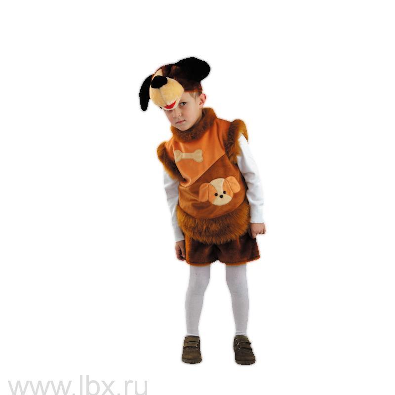 Карнавальный костюм `Пёсик Дружок`, ТД Батик- увеличить фото
