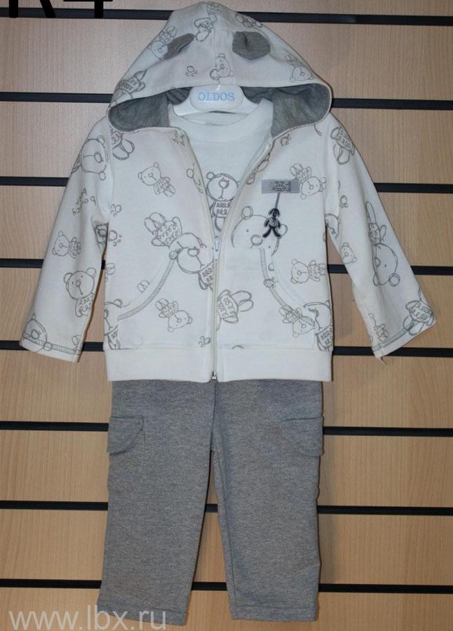 Комплект: куртка, водолазка и брюки, Oldos (Олдос)- увеличить фото