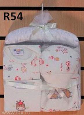 Подарочный набор для малышки, 5 предметов, Oldos (Олдос)