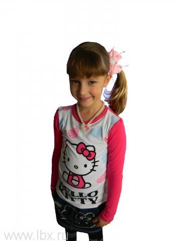 Джемпер для девочки `Hello Kitty` от ТД Эльдорадо