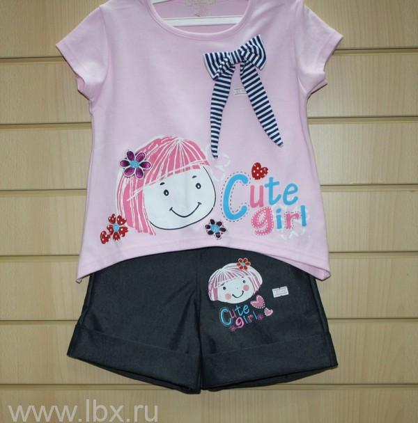 Комплект для девочки, Олдос (Oldos)- увеличить фото