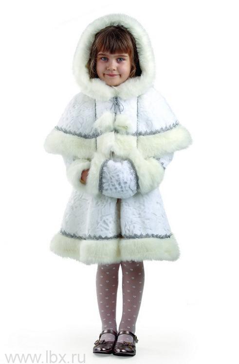Карнавальный костюм `Снежинка Принцесса`, ТД Батик