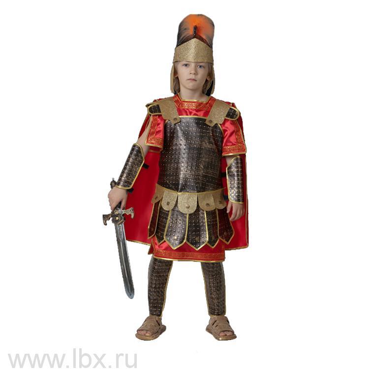 Карнавальный костюм `Римский воин` Батик