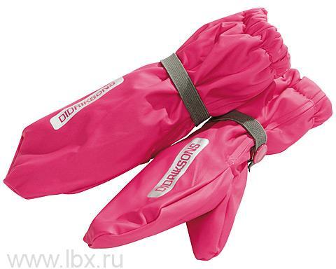 Варежки Glove (070 фуксия), Didriksons 1913 (Дидриксонс 1913)